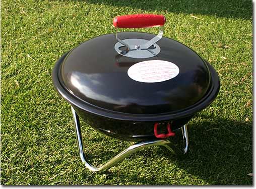 testmagazine bodum picknick grill fyrkat im test. Black Bedroom Furniture Sets. Home Design Ideas