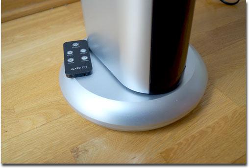 testmagazine windmacher klarstein skyscraper 3g s ulenventilator im test. Black Bedroom Furniture Sets. Home Design Ideas