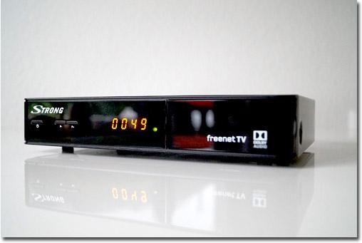 testmagazine strong srt 8540 dvb t2 hd receiver auch f r verschl sselte programme. Black Bedroom Furniture Sets. Home Design Ideas