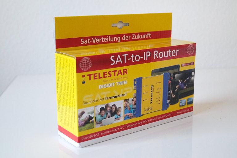 SAT > IP Server Digibit Twin von Telestar im Test