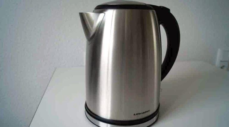 Kabelloser Wasserkocher Ultratec WK 30 1,7 Liter im Praxistest