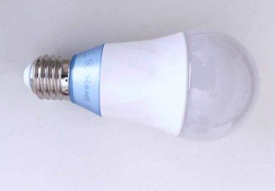 Smarte LED-Lampe TP-Link LB 120 im Test