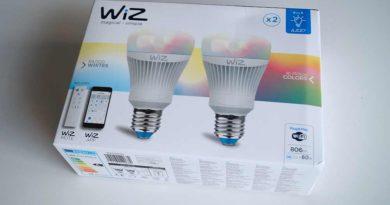 WiZ Light: Angenehme Licht-Atmosphäre für Zuhause – der Philips Hue-Konkurrent im Test