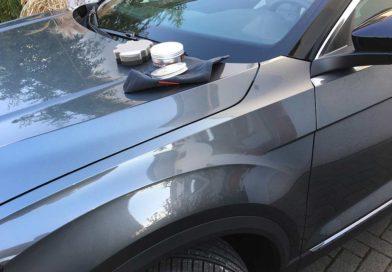 Autopflegeserie im Praxistest: Autoverwöhnung mit der neuen Pflegeserie Nigrin Black Label