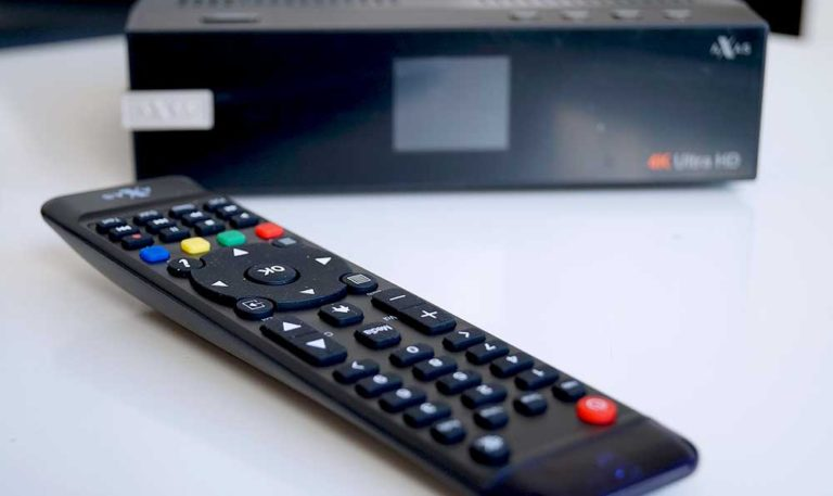 Axas E4HD 4K Ultra HD Linux E2 S2X HDTV Satelliten-Receiver im Test