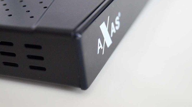 Axas His 4K Combo SAT Kabel DVB-T2 Linux E2-Reveiver