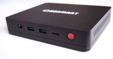 Klein aber oho! Im Test der Orbsmart AW-10 Windows Mini PC –  Nettop auf Basis der aktuellsten Celeron-Architektur (Gemini Lake)