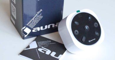 Steckdosen-Internetradio mit Alexa: Auna Intelligence Plug Wireless im Test
