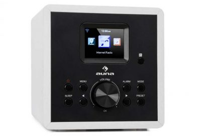 Auna Radio Gaga 2.0 Internetradio mit Bluetooth
