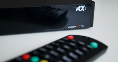 Linux-Satelliten Receiver-Test: AX 4K-Box HD60 4K UHD E2 Linux im Test