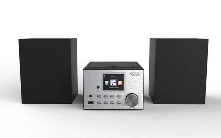 Das Xoro HMT 500 passt in jedes Regal – Ultrakompakte Microanlage im Test