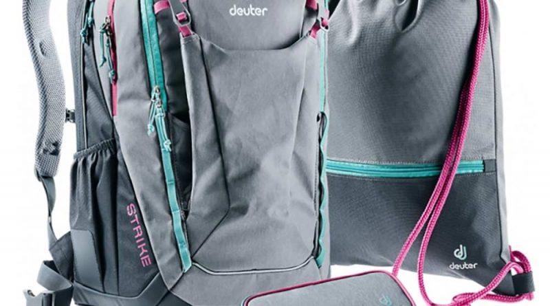 Ein echter Schulrucksack-Allrounder: Deuter Strike Limited im Test