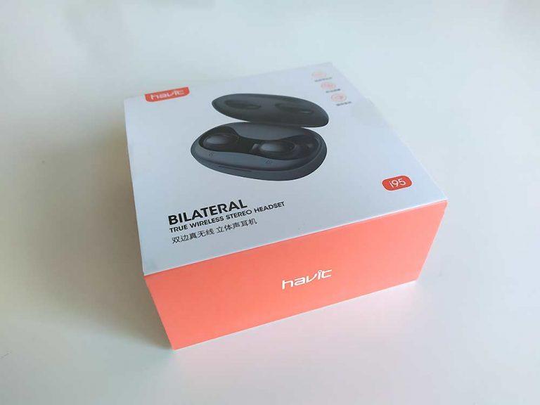 Havit True Wireless i95 V 5.0 Headset im Test