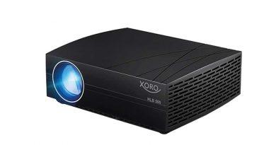 Xoro HLB 500: FullHD-LED-Beamer und nie wieder Lampenwechsel