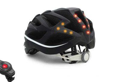 Livall BH62: Sportlich und Smart. Der Rennradhelm mit integriertem BT-Headset, LED Rücklicht und Blinker sowie SOS-Benachrichtigungssystem im Alltagstest