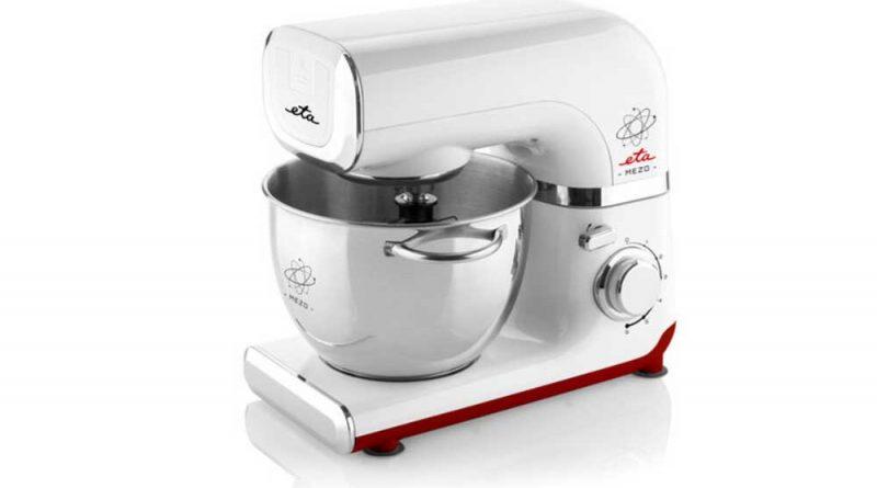 Küchentest: Eta Küchenmaschine Mezo II (0034 90000): Kochen und Backen mit Spass für den Hobbykoch bis zum Profibäcker