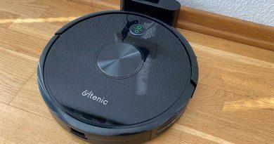 Ultenic D5S im Test – Smarter Saugrobotor mit Wischfunktion und Amazon-Alexa Unterstützung