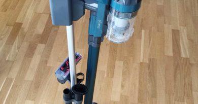 Ultenic U11: Der kabel- und beutellose Bodenstaubsauger mit stehender Basisstation