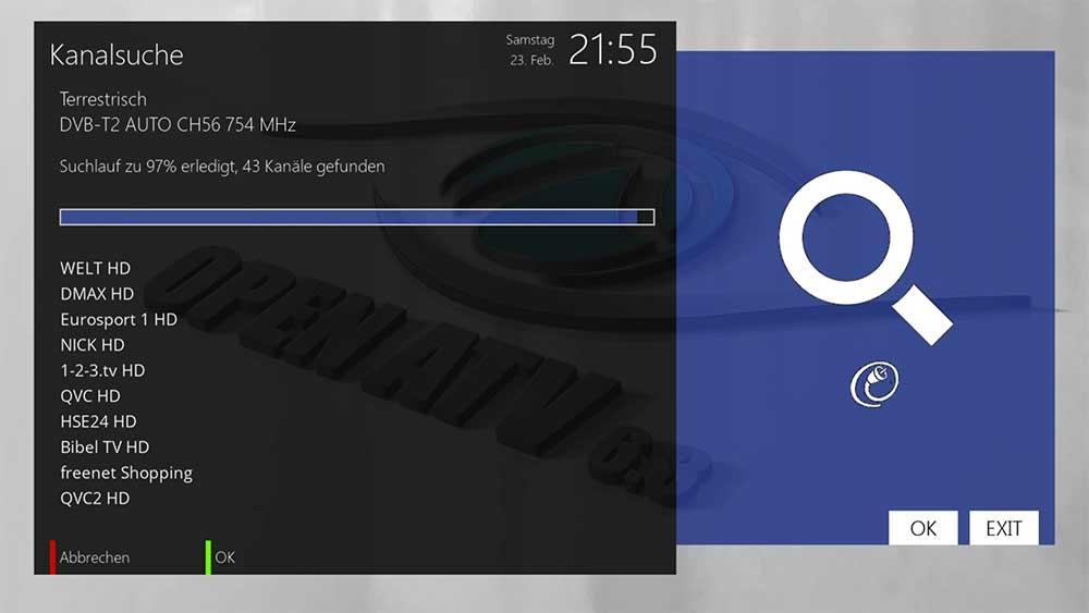 Anadol Combo 4K UHD E2 Linux Receiver im Test TestMagazine