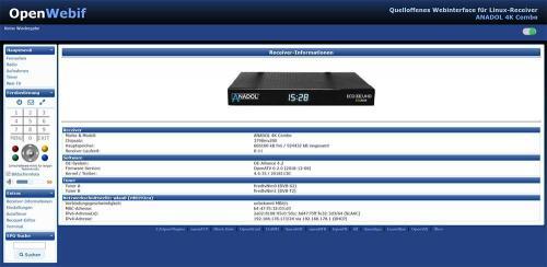 Anadol Combo 4K UHD