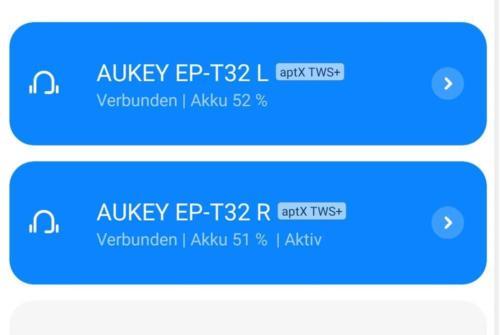 Aukey EP-T32 Sports True Wireless Earbuds (2021)
