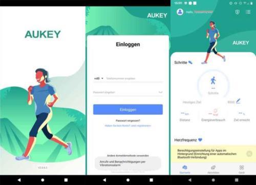Aukey LS02 Smartwatch