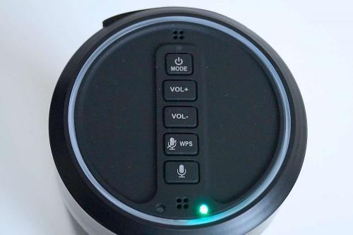 Auna Intelligence Tube Alexa Speaker