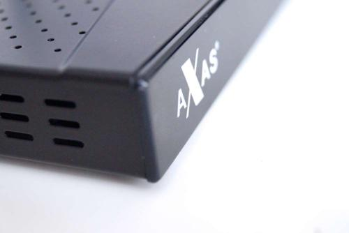 Axas His 4K Combo E2 OpenATV