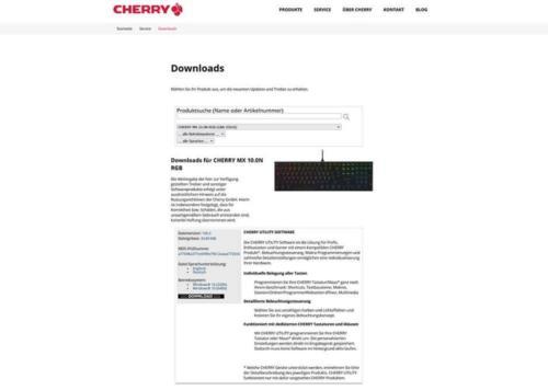 Cherry MX 10.N RGB