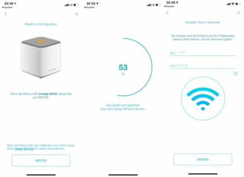 D-Link Covr X1862 Mesh Wi-Fi 6 System - 2-Pack - 2021