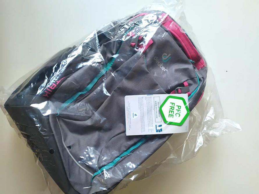 Deuter Strike Set Limited Edition