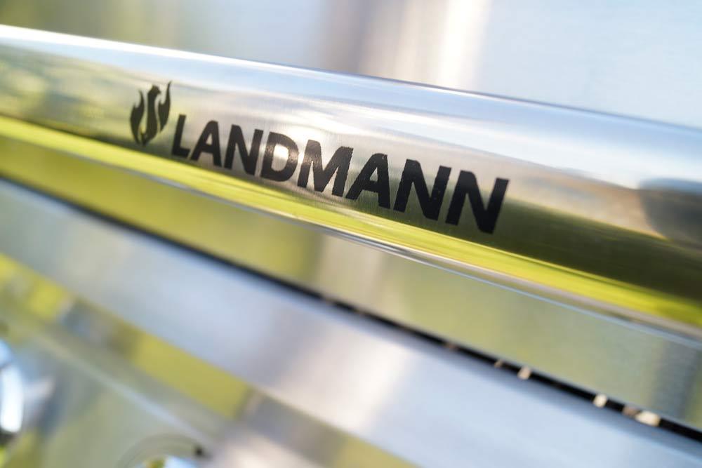 Landmann Gasgrill Drehknopf : RÖsle sonderedition jahre rösle gasgrill bbq station videro g