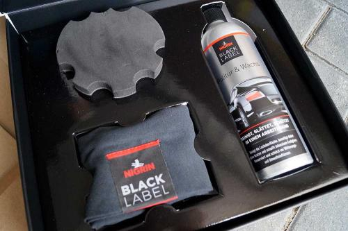 Nigrin Pflegeserie Black Label