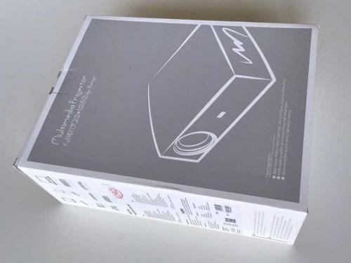 Xoro HLB 500 - FullHD LED-Beamer