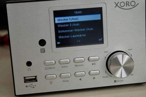 Xoro HMT 500 - Ultrakompakte Microanlage im Test