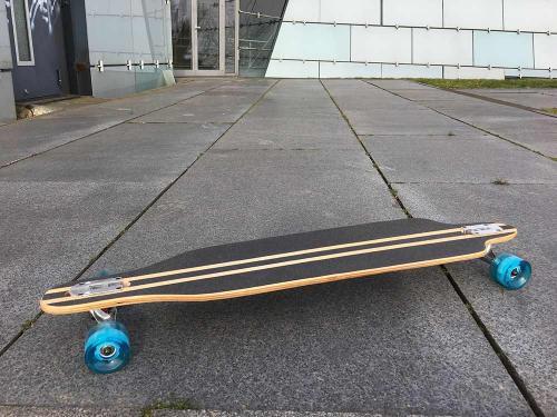 """Feldus 41"""" Longboard von Yorbay"""