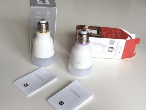 Yeelight smart LED-Bulb E27